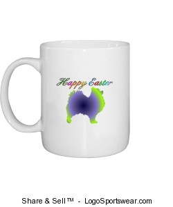 Easter Mug Design Zoom