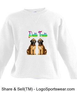 Double Trouble Sweatshirt Design Zoom