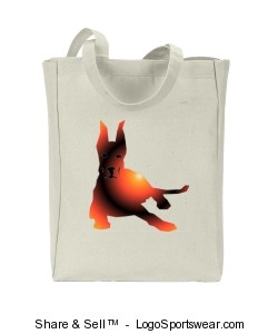 Great Dane Totebag Design Zoom