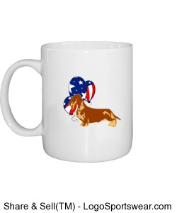 Celebrate the 4th Mug Design Zoom